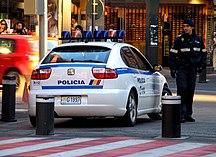 Andorra-Police Corps-Andorra la Vella - Andorra (3137259845)
