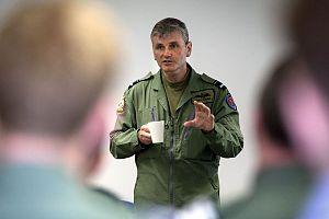 Andrew Turner (RAF officer) - Image: Andrew Turner 121