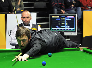 Andrew Higginson - Andrew Higginson at the 2013 German Masters.