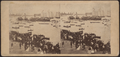 Animated Scene. The shore crowded with spectators and the water crowded with boats and sailing vessels, July 4, 1860, from Robert N. Dennis collection of stereoscopic views.png