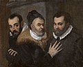 Annibale, Ludovico and Agostino Carracci, Bolognese School.jpg