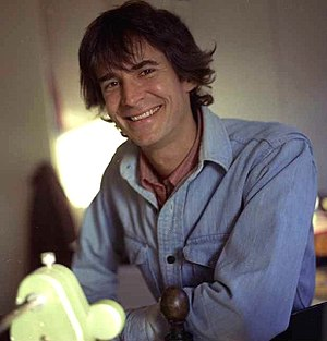 Anthony Perkins - Anthony Perkins in 1975, by Allan Warren