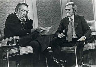 The Dick Cavett Show - Cavett with guest Anthony Quinn (1971)