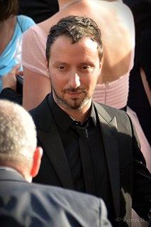 Anthony Vaccarello Belgian fashion designer (born 1982)
