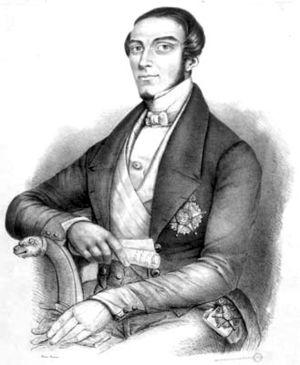 António Bernardo da Costa Cabral, 1st Marquis of Tomar - Image: Antonio Bernardo da Costa Cabral