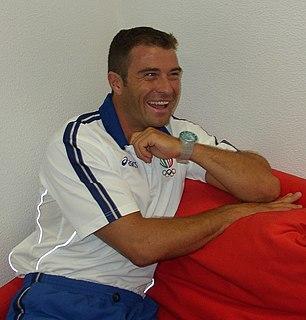 Antonio Rossi Italian canoeist