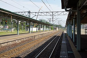 Aoimori Railway Misawa Station Misawa Aomori pref Japan16n.jpg