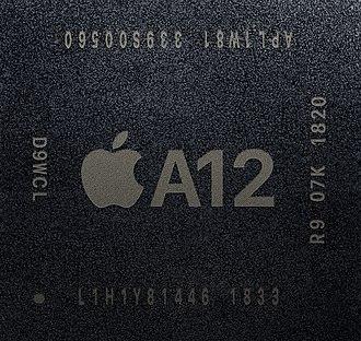 Apple A12 - Image: Apple A12