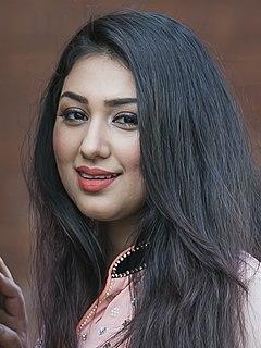 Apu Biswas Bangladeshi model and actress