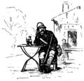 Arène - La vraie tentation du grand Saint Antoine - contes de Noël, 1880, illust 20.png
