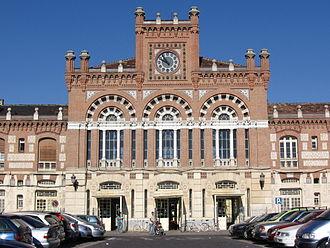 Aranjuez - Railway station