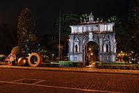 Arch of the Centuries UST, Manila.JPG