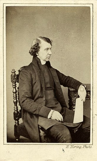 Archibald Campbell Tait - Archbishop Tait by Henry Hering.