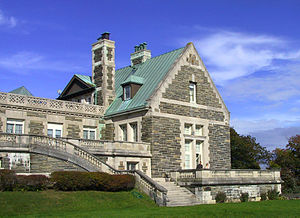 National Register of Historic Places listings in Orange County, New York - Image: Arden House 1