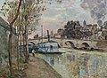 Armand Guillaumin - La Seine à Paris (1874).jpg