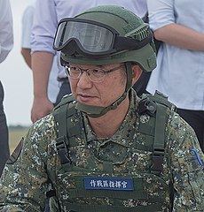 Army (ROCA) Lieutenant General Mo You-ming 陸軍中將莫又銘 (Flickr id 41918001814).jpg