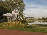 Arnhem-Malburgen, kunstwerk op straat aan de Eldenseweg foto4 2015-08-03 19.27.jpg