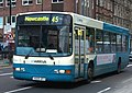 Arriva bus 4509 Volvo B10BLE Wrightbus Renown V509 DFT in Newcastle 9 May 2009 pic 1.jpg