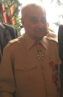 French Armenian Resistance fighter and historian