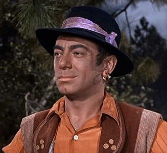 Arthur Batanides - Batanides in a 1960 Bonanza episode