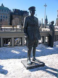Arthur Currie statue
