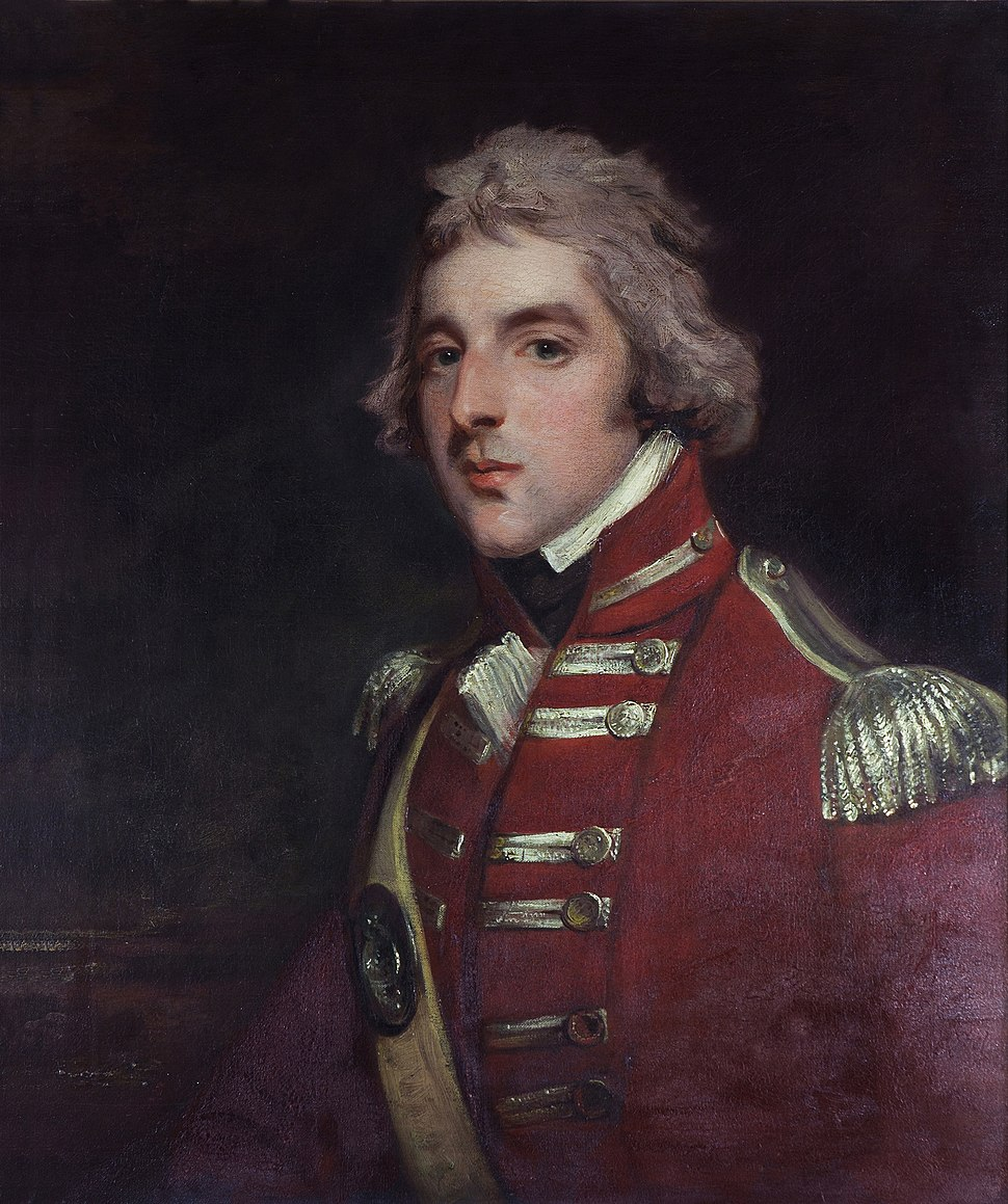 Arthur Wellesley by John Hoppner