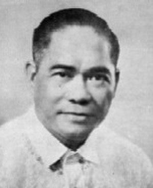 Philippine Senate election, 1965 - Image: Arturo Tolentino portrait
