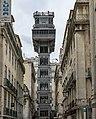 Ascenseur de Santa Justa, Lisbonne, Portugal (48073119817) (cropped).jpg