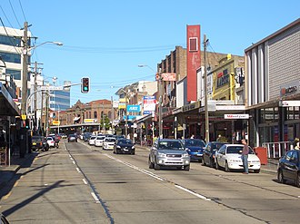 Ashfield, New South Wales - Liverpool Road, Ashfield