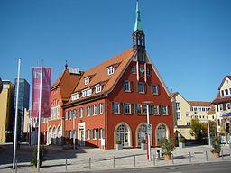 Rathaus in Asperg
