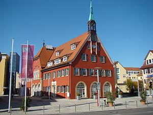 Asperg - Town hall