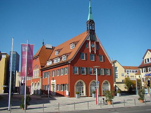 Asperg Rathaus2012
