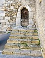 Aspet - Eglise saint Martin - Escalier du clocher.jpg