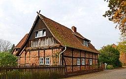 Asphalweg in Isernhagen