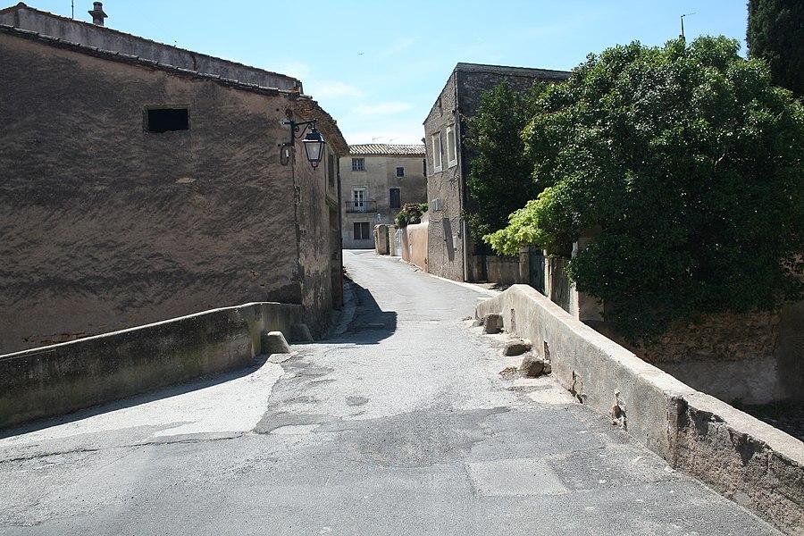 Aspiran (Hérault) - pont
