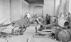 Assortment of Artillery packed in the Baku Arsenal (Ariel Varges).jpg
