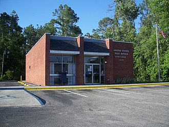 Astor, Florida - Post office