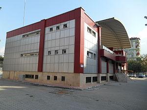 Atatürk Swimming Complex - Yüzüncü Yıl Pool Building