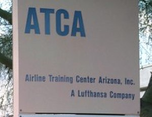 Lufthansa Flight Training - Airline Training Center Arizona, Inc.