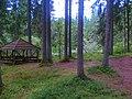 Atpūtas vieta pie Skaistkalnes kritenēm. Rest place near the Skaistkalne sinkholes. August, 2013 - panoramio.jpg