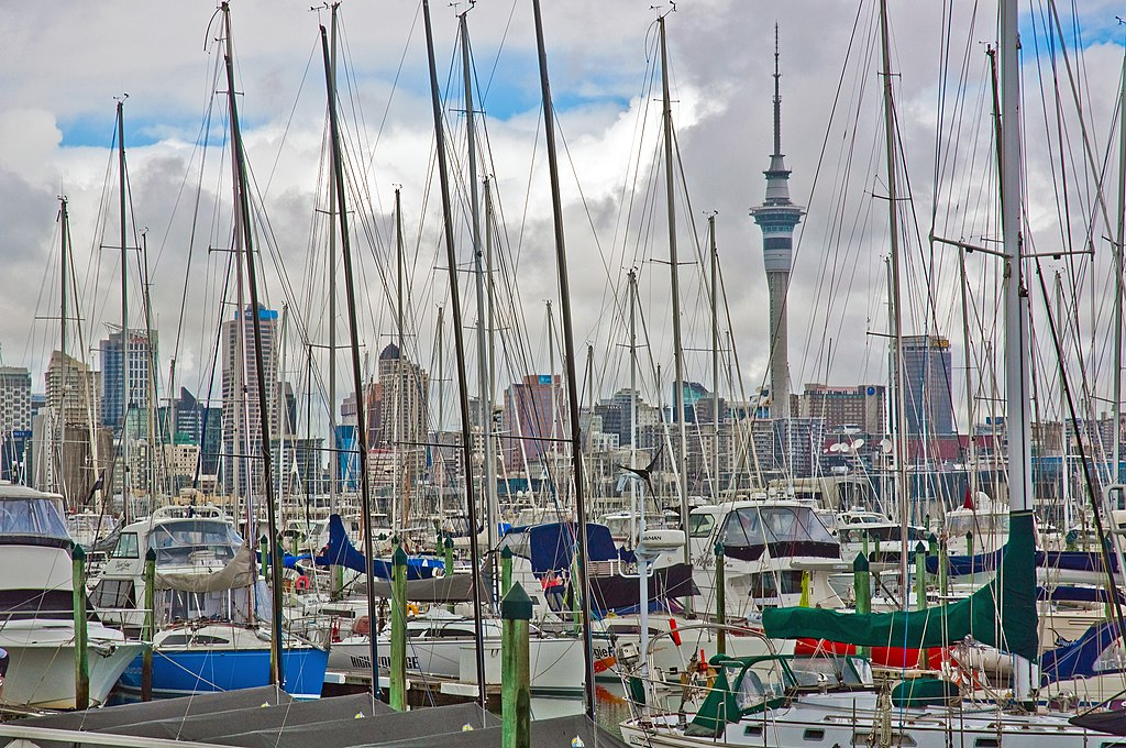 Auckland/North Harbour - Travel guide at Wikivoyage