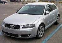 Audi A3 thumbnail