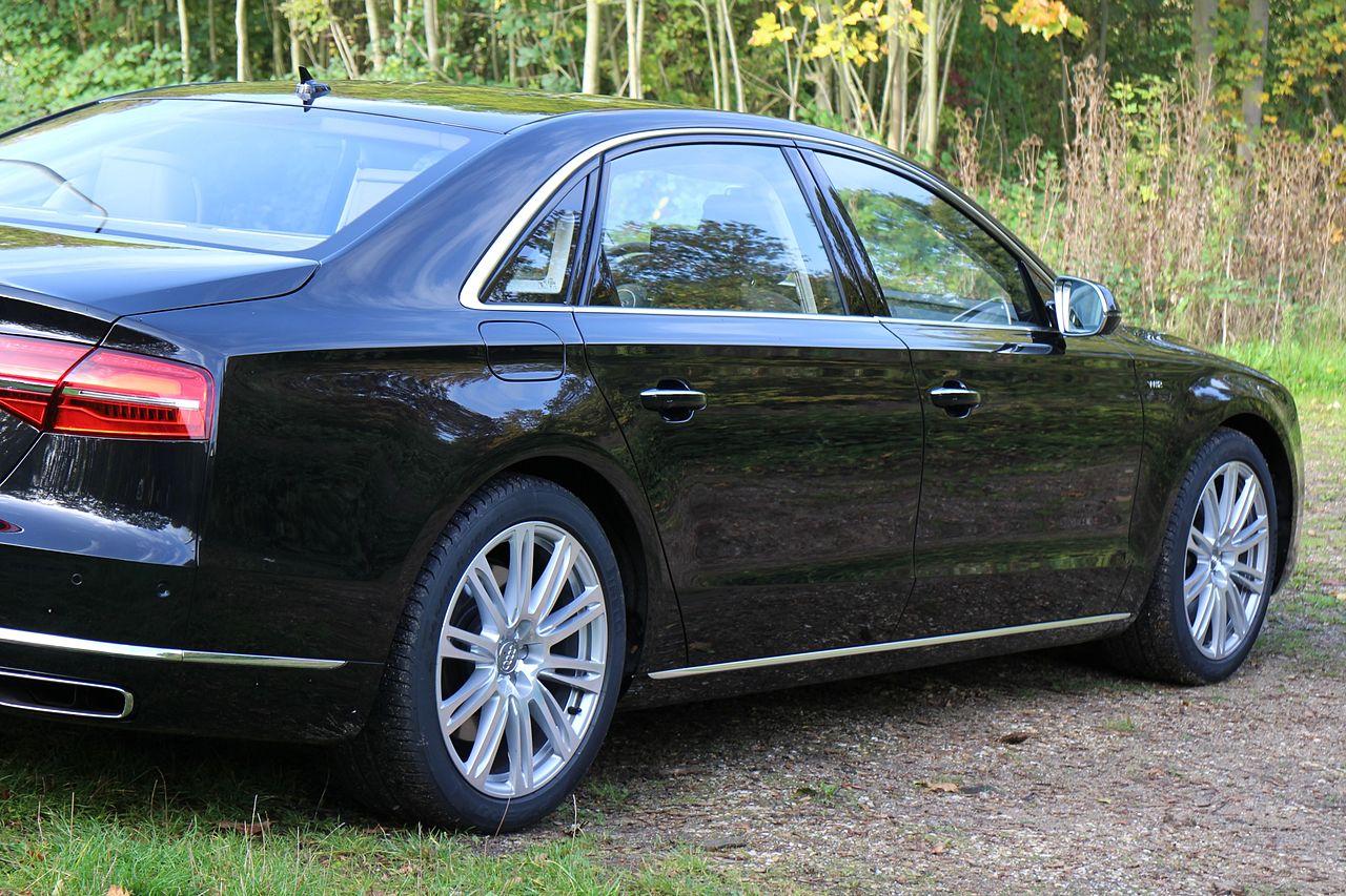 2013 Audi A8 L 4 0t Quattro Sedan 4 0l V8 Twin Turbo Awd