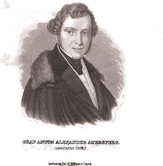 Count Anton Alexander von Auersperg - Image: Auersperg