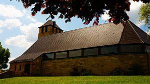 Pforzheim - Resurrection Church (Auferstehungskirche)