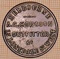 Australia - Halfpenny Token - Hodgson 1862 - obverse.jpg