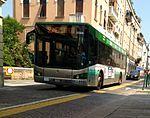Autobus BredaMenarinibus Avancity di MOM-Mobilità di Marca, per Merlengo, Linea 55.jpg