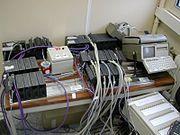 PLC & input/output arrangements
