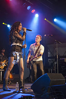 Autumn Hill live at Boots and Hearts Music Festival 2013.jpg