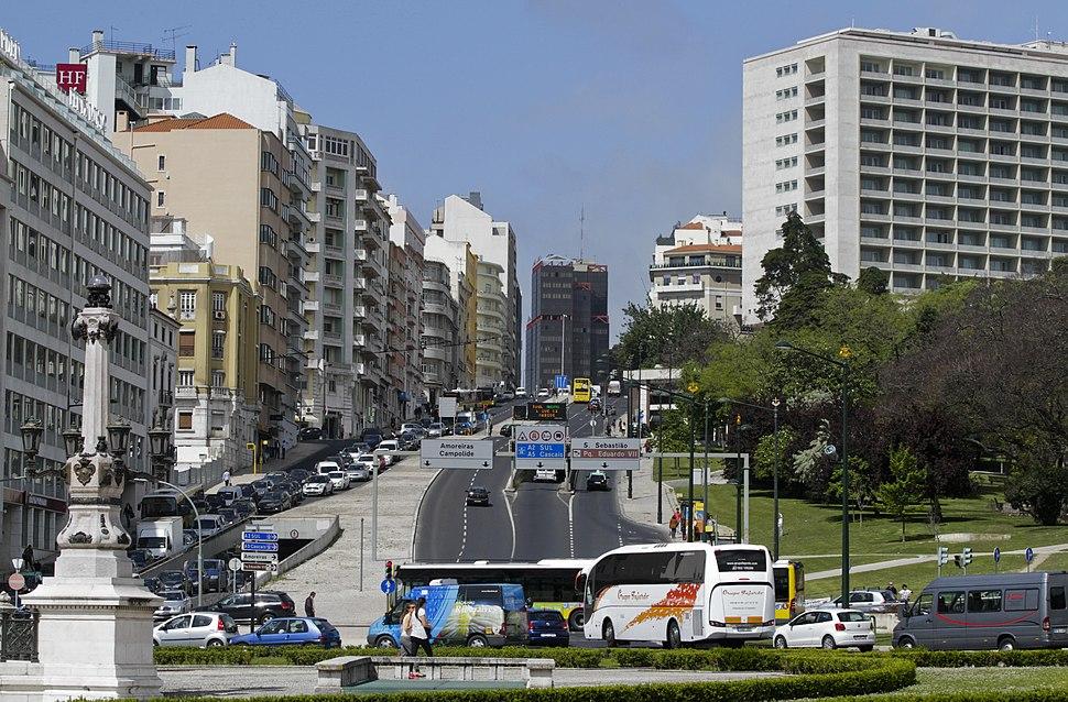 Avenida Eng. Duarte Pacheco